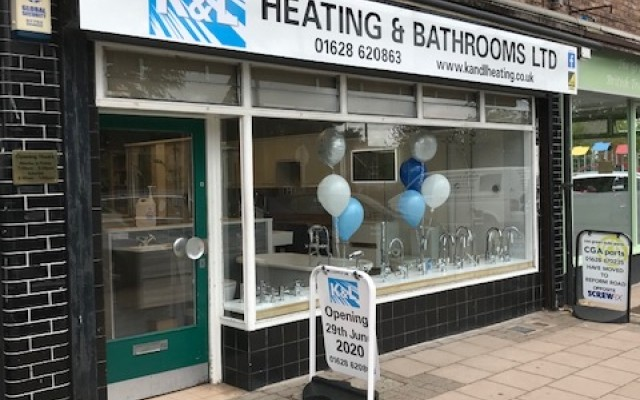 K & L Heating & Bathrooms - Maidenhead